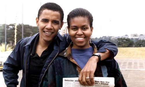 Trích sách Becoming (kỳ một): Lần gặp đầu tiên của Barack Obama và vợ - 1