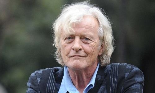 Rutger Hauer ở tuổi ngoài 70. Ảnh: AFP.