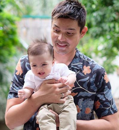 Con trai Mỹ nhân đẹp nhất Philippines - 4