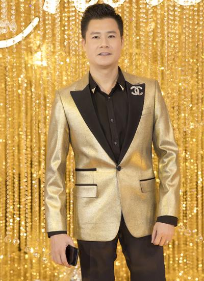 Ca sĩ Quang Dũng.