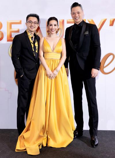 Chồng ngôi sao TVB Hồ Hạnh Nhi - doanh nhân Philip Lee Philip Lee