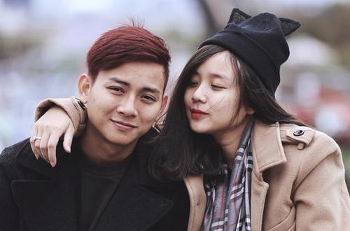 Hoài Lâm bên vợ - Bảo Ngọc.