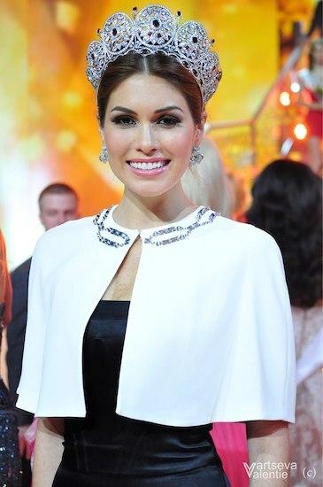 Gabriela Isler là đại diện mới nhất của Venezuela đăng quang Hoa hậu Hoàn vũ.