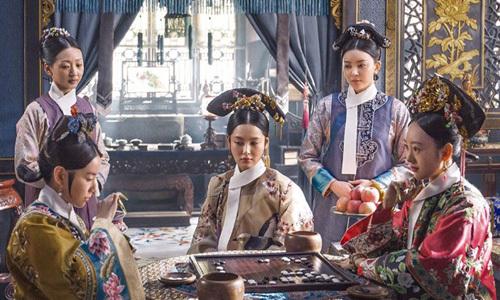Các phim cung đấu như Chân Hoàn truyện, Diên Hy công lược, Như Ý truyện... được nhiều khán giả khen hay song bị hạn chế trên truyền hình Trung Quốc.