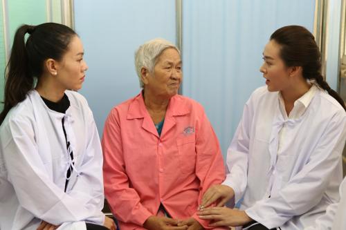 Quyền Linh cùng 5 thí sinh Miss World Vietnam đăng ký hiến tạng - 1