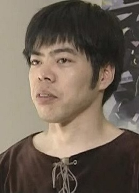 Yasuhiro Takemoto. Ảnh: Twitter.