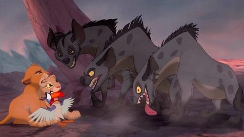 Một cảnh trong hoạt hình The Lion King (1994). Ảnh: Disney.