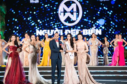 Cô cũng lọt Top 5 phần thi Người đẹp biển nhờ màn trình diễn bikini cuốn hút. Thí sinh đạt danh hiệu này là Nguyễn Thị Thu Phương. Cô cũng nhận một năm bay miễn phí trên tất cả các chặng bay nội địa của Vietjet.