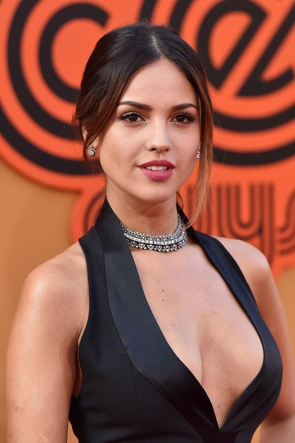 Eiza González - bóng hồng Mexico của phim ngoại truyện 'Fast & Furious'