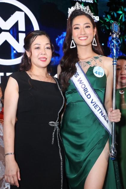 Tối 3/8, Lương Thùy Linh (quê Cao Bằng) đoạt danh hiệu Miss World Vietnam 2019 tại chung kết diễn ra ở Đà Nẵng.