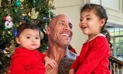 Dwayne Johnson - chàng 'Hobbs' yêu thương gia đình