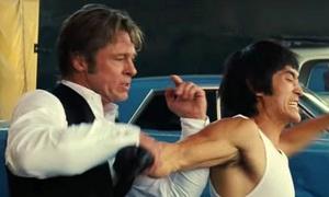 Brad Pitt phản đối để nhân vật của anh đánh thắng Lý Tiểu Long