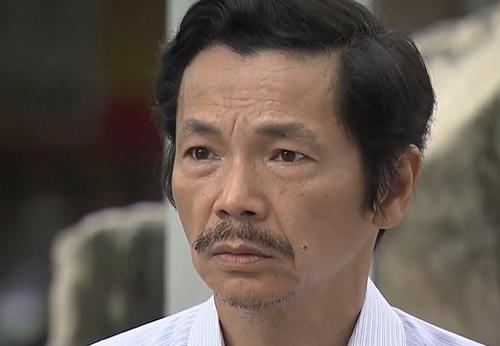 Nghệ sĩ Ưu tú Trung Anh trong vai ông Sơn.