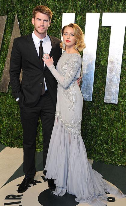 Tháng 3/2012, cặp sao cùng dự buổi lễ ra mắt phim The Hunger Games ở