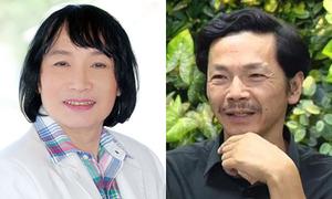 Minh Vương, Trung Anh được phong tặng danh hiệu Nghệ sĩ Nhân dân