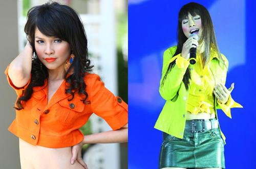 Năm 2004, Hiền Thục trở lại ca hát sau hai năm ở ẩn sinh con. Làm bà mẹ đơn thân ở tuổi 23, cô vẫn giữ phong cách nhí nhảnh, thường diện bộ trang phục màu nổi và trang điểm đậm.