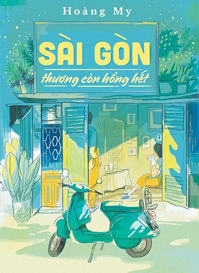 Bìa sách Sài Gòn thương còn hổng hết.
