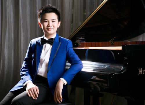 Tài năng piano Hong Kong - Lương Tuấn Thịnh.