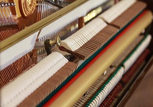 Mỗi linh kiện, bộ phận đều có vai trò quan trọng, góp phần quyết định âm thanh piano có hay hay không.