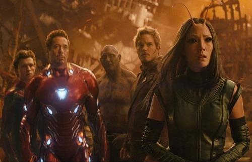Hồi tháng 5/2018, việc bảo hộ phim nội từng được đặt ra khi Avengers: Infinity War (ảnh) áp đảo về suất chiếu các phim Việt. Ảnh: Disney.