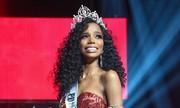 Người mẫu cao 1,8 m đăng quang Hoa hậu Cộng hòa Dominica