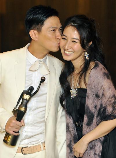 taij giải Kim Tượng Hong Kong 2009. Anh thắng Nam diễn viên chính xuất sắc với phim The Beast Stalker.