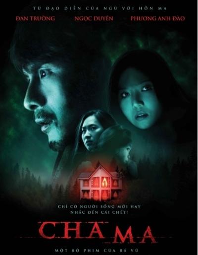 Poster phim Cha ma.