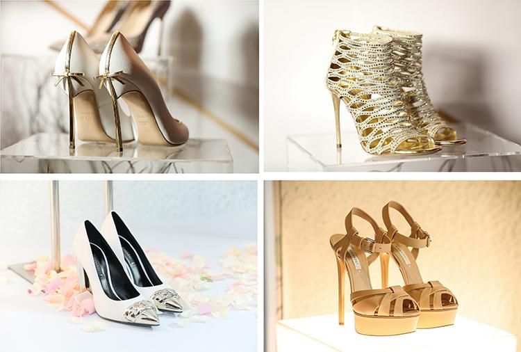 Trong khi đó, Casadei cũng gửi đến giới mộ điệu bộ sưu tập Pre-Fall 2019 với những thiết kế giày gắn đá quý trong những gam màu táo bạo. Các bộ sưu tập giày dép của Casadei luôn cân bằng giữa nét nữ tính và quan niệm thẩm mỹ đương đại.
