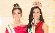 Hoa hậu Quốc tế 2018 bên dàn người đẹp Việt