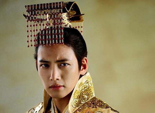 Ji Chang Wook trong Hoàng hậu Ki. Ảnh: Mediacorp.