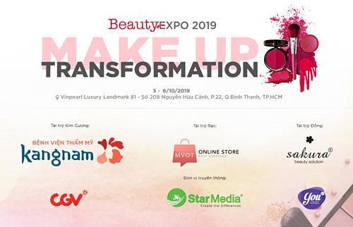 Sao Việt kêu gọi fan thi Makeup Transformation - 7