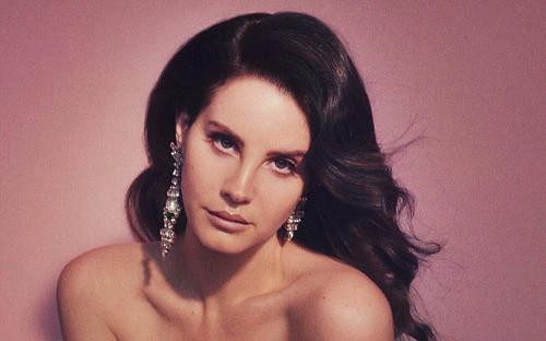 Ca sĩ Lana Del Rey. Ảnh: Dazed.
