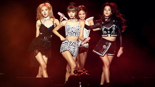 Blackpink là một trong những nhóm nhạc Kpop sở hữu nhiều bản hit với những vũ đạo sôi động.