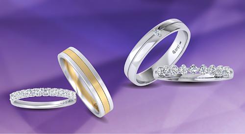 Các cặp uyên ương sẽ đượckhám phá những câu chuyện tình yêuý nghĩa phía sau những mẫu nhẫn cưới, nhẫn đính hôn tinh tế, đẳng cấp của Wedding Land.