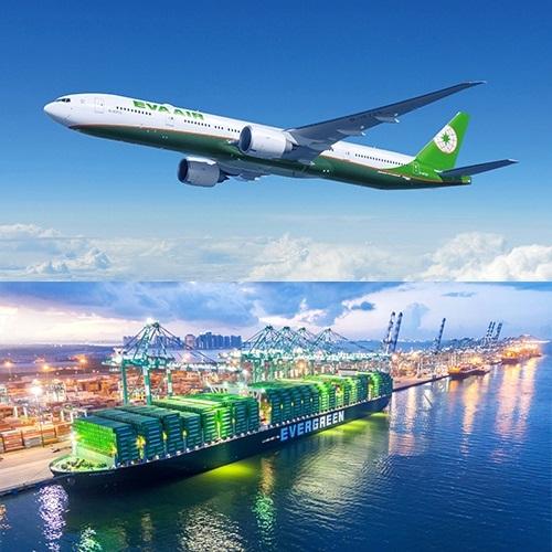 EVA Air - hãng hàng không 5 sao do  Skytrax bình chọn