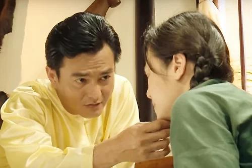 Cao Minh Đạt trong vai cậu Ba Khải Duy. Ảnh: PĐ.