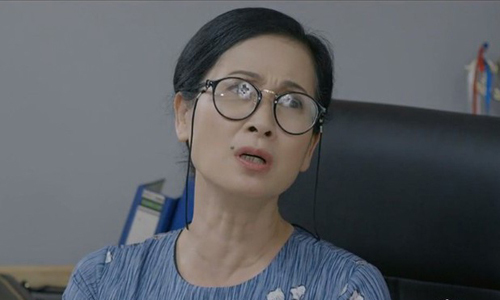 NSND Lan Hương trong vai bà Như Ý.