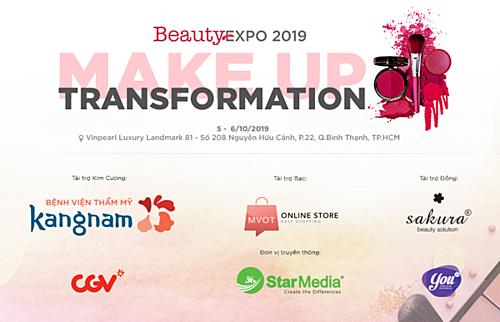 4 điểm đặc biệt của cuộc thi Makeup Transformation - 3