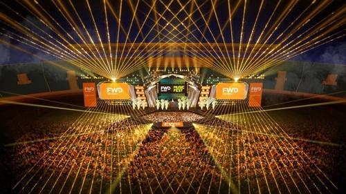 FWD Music Fest 2019 dự kiến thu hút hơn 30.000 khán giả.