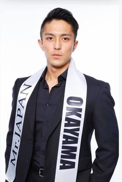 Yuma Okada đến từ tỉnh Okayama, anh cao 1,76 m.