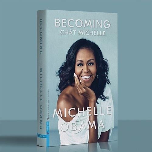 Sách Becoming - hồi ký ăn khách năm 2018 tại Mỹ.