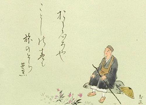 Nhà thơ Matsuo Bascho của Nhật Bản