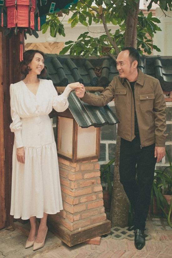 Thu Trang, Tiến Luật chụp ảnh cùng con trai