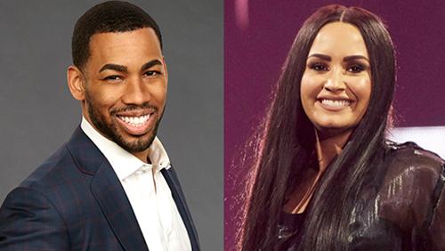 Nữ ca sĩ Demi Lovato và bạn trai mới MIke Johnson