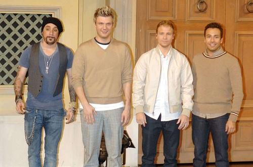 BSB tiếp tục hoạt động với bốn thành viên còn lại và cho phát hành hai album Unbreakable (2007) và This Is Us (2009). Tuy không còn tham gia sản xuất album, Kevin Richardson vẫn thỉnh thoảng xuất hiện biểu diễn cùng những đồng đội cũ tại một vài show diễn trong giai đoạn này. Ảnh: Wired Image.