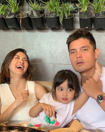Hai con củaMỹ nhân đẹp nhất Philippines - 9