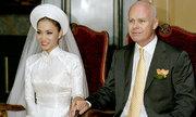 Thu Minh lần đầu khoe ảnh cưới