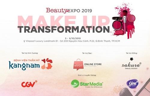 Thanh Hằng chia sẻ cách dưỡng da tại Ngoisao Beauty Expo 2019 - 2