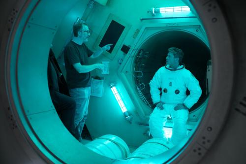 Brad Pitt vào vai phi hành gia trong phim Ad Astra