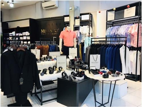 Thời trang nam Milando khai trương tại TP HCM - 1